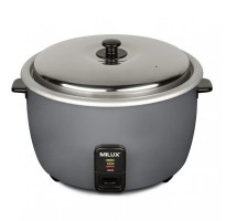 Milux Commercial Electric 10L Rice Cooker MRC5100