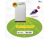 Hitachi 9KG Top Load Washing Machine SF90XA