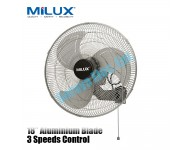 MIWF-28 Milux 18'' Industrial Wall Fan