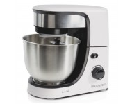Sharp 4L Stainless Steel Stand Mixer EMS-80WH
