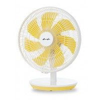 Alpha 12'' Vona Designer Table Fan TBF/12AC (Random Color)