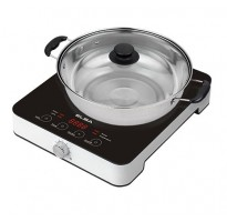 ELBA Induction Cooker EIC-G1811(BK)