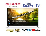 "2TC45AE1X SHARP 45"" FULL HD SMART DIGITAL TV + SCREEN MIRRORING"