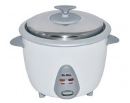 Elba 1.8L Electric Rice Cooker ERC-1866T (White)