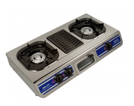 Milux Gas Cooker with Grill MSS-2500G