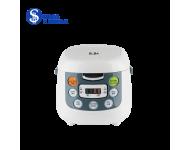 Elba 1L Digital Jar Rice Cooker ERC-E1060(WH)
