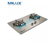 MGH-S655 Milux Premium Cyclone Burner Built-In Stainless Steel Hob