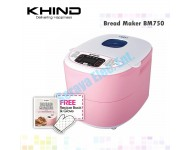 BM750 Khind Bread Maker-Big Capacity