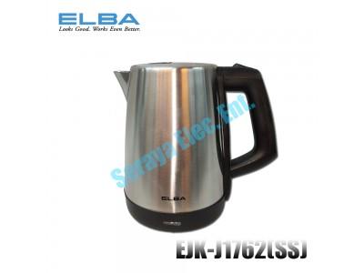 EJK-J1762(SS) ELBA Stainless Steel Jug Kettle 1.7L EJK-J1762