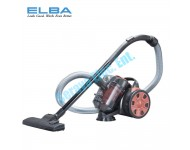 EVC-J1121CY(RD) ELBA Bagless Active Cyclone Vacuum Cleaner EVC-J1121CY