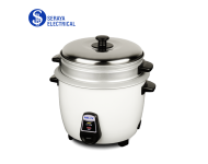 Milux Mini Rice Cooker 0.6L with Steam Tray MRC-2106