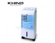 Khind Evaporative Air Cooler with Durable Casters EAC400