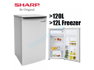 Sharp MyFridge Refrigerator with Freezer Compartment SJD150MG / SJD150