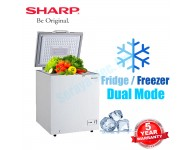 Sharp Chest Freezer 160L SJC168