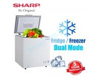 Sharp Chest Freezer 220L SJC218