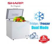 Sharp Chest Freezer 310L SJC318