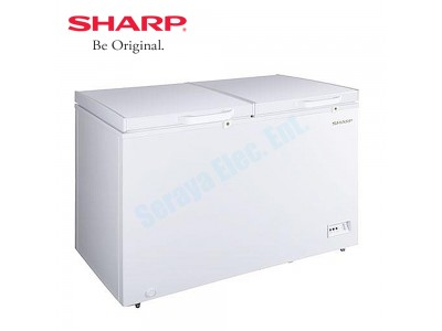 Sharp Chest Freezer 510L SJC518