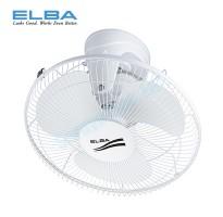 """Elba 16"""" Auto Fan EATF-G1655(WH)"""