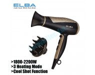 ELBA Hair Dryer EHD-J2238(CG)