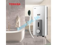 Toshiba Instant Electric Water Heater with DC Booster Pump DSK38S3MW