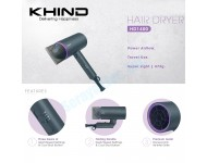 Khind Hair Dryer HD1400
