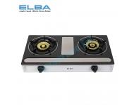 ELBA 2 Burners Stove EGS-F6902X(SS)