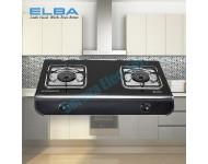 ELBA 2 Burner Stove EGS-G7462SG(BK)
