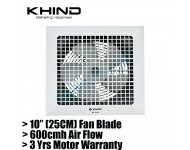 "Khind 10"" Ventilation Fan VF100"