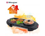 Morgan Pan Grill MPG-DA898NS