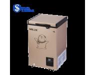 Milux 100L Chest Freezer MFZ-100