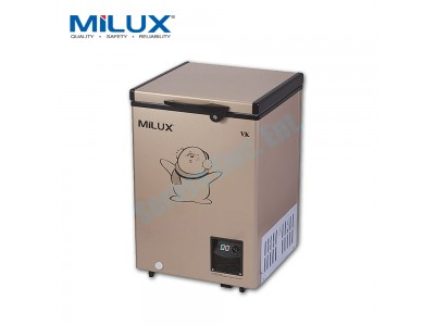 Milux Chest Freezer MFZ-100