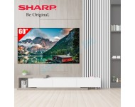 "Sharp 60"" 4K UHD Easy Smart LED TV 4TC60AH8X"