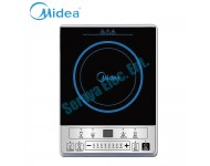 Midea Induction Cooker + Stainless Steel Pot C16-SKY1613