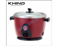 Khind Anshin Electric Rice Cooker 0.6L RC106M