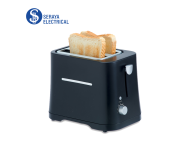 Milux 2 Slices Bread Toaster MBT600