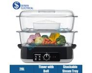 Morgan Nutristeam Food Steamer MFS-29
