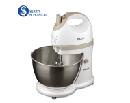 Milux 4L Stainless Steel Stand Mixer MSM9906