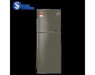 Sharp 400L J-Tech Inverter Two Doors Smile Refrigerator SJ406MSS