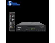 DENN Digital TV Receiver Dent2 DVB-T2 DTR-6