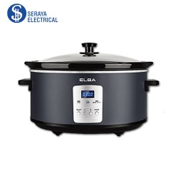 Elba 6.5L Digital Slow Cooker ESCO-K6527D(GR)